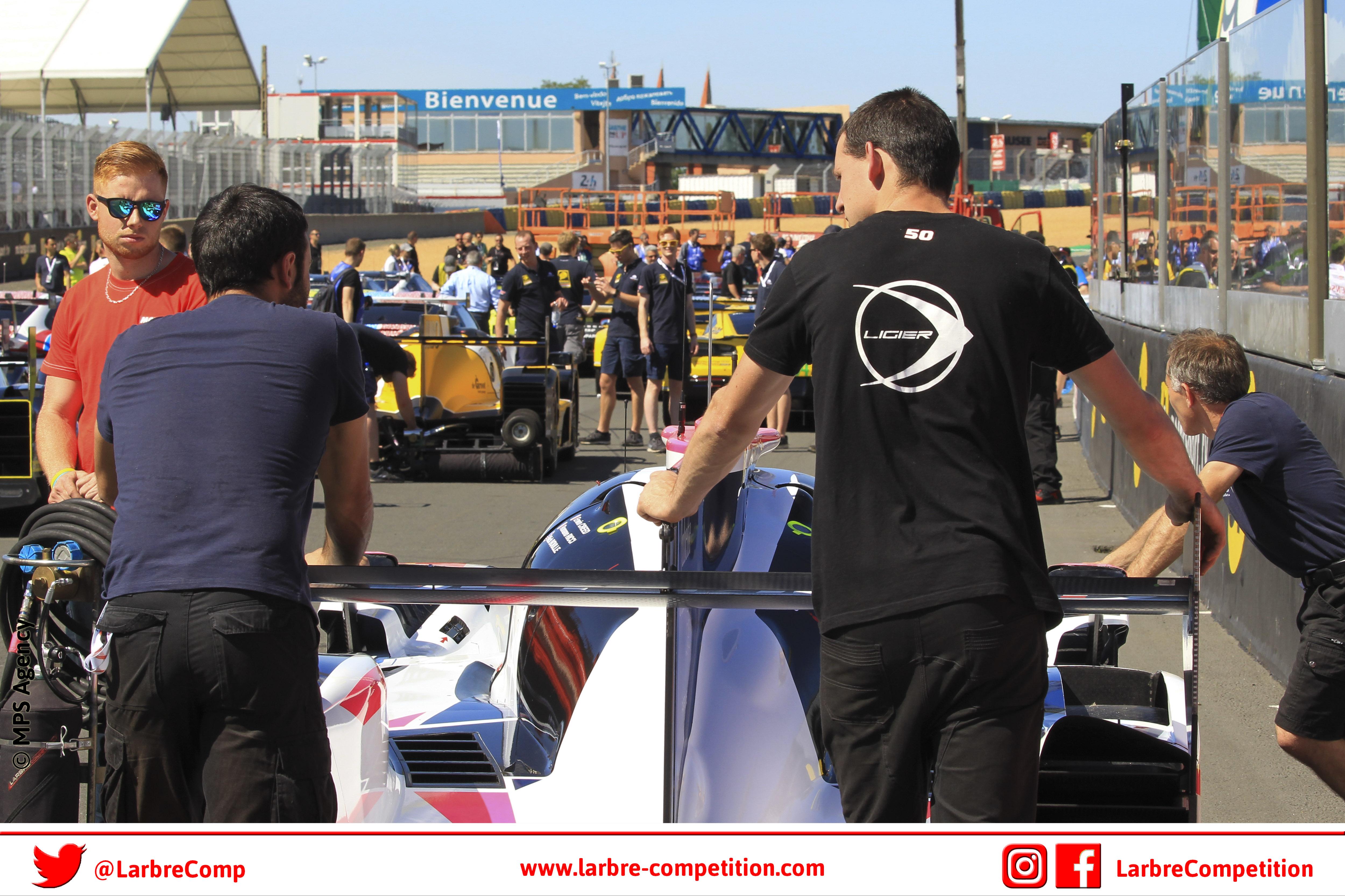 MOTORSPORT : FIA WEC - ROUND 8 - TEST DAY 24 HOURS OF LE MANS (FRA) 06/02/2019
