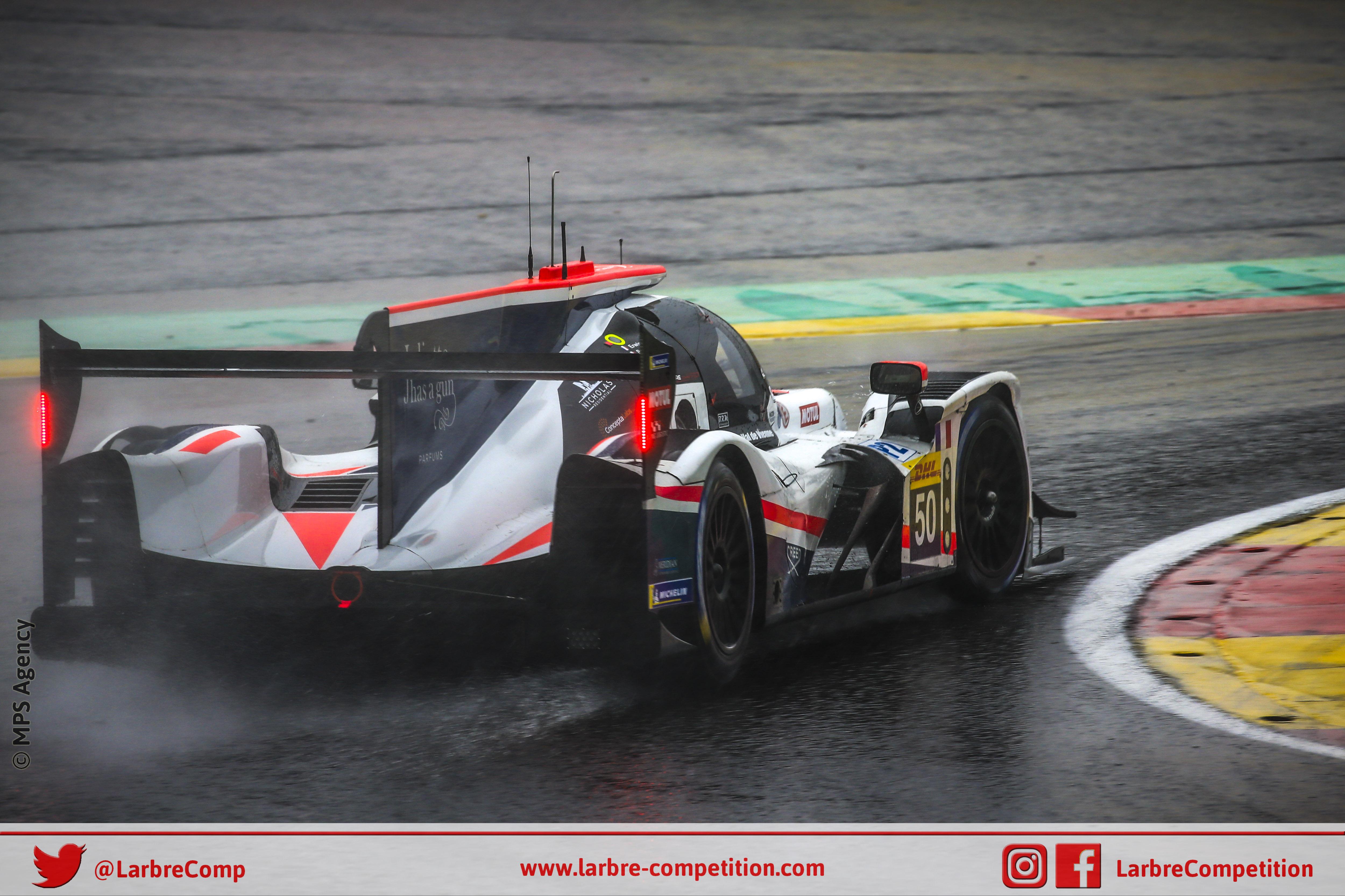 MOTORSPORT : FIA WEC - ROUND 7 - 6 HOURS OF SPA (BEL) 05/02-04/2019