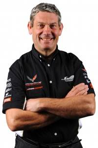 Jack Leconte, Team Manager Larbre Competition